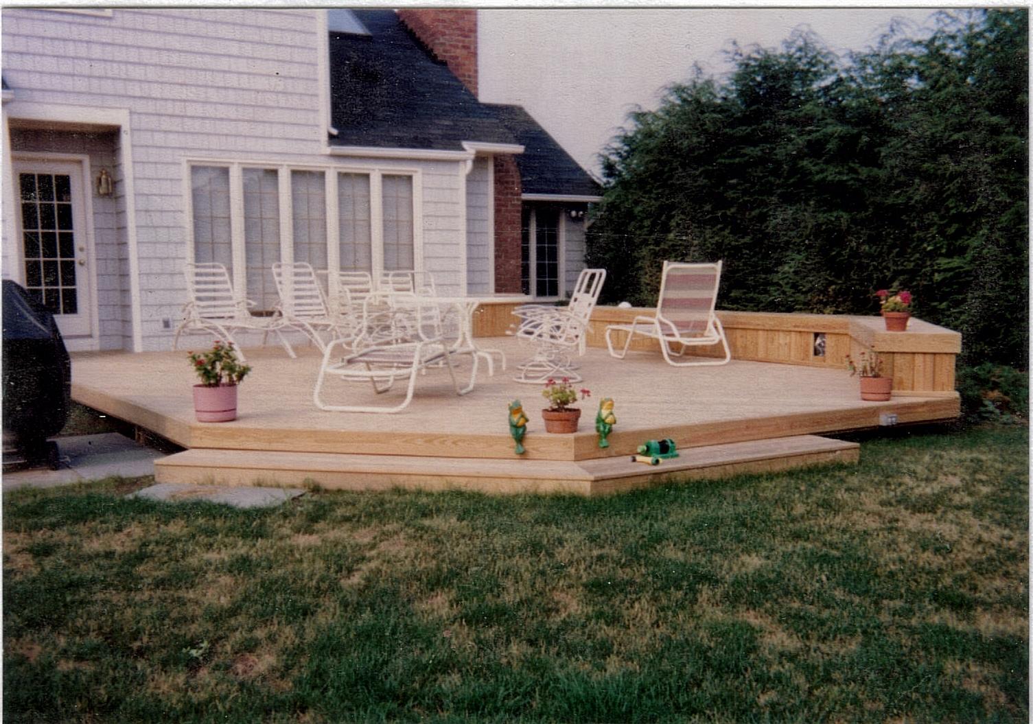 Nice Backyard Decks : Nice Backyard Decks  2017  2018 Best Cars Reviews